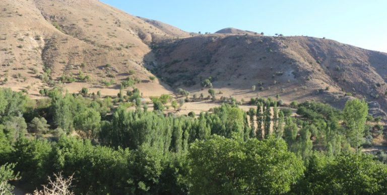 Alevi köyleri Hasanali Barajı'nın tehdidi altında