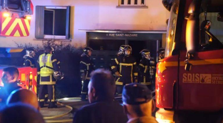 Fransa'daki yangın Maraş'ı ağlattı