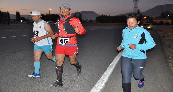 8. Elbistan-Afşin-Ekinözü Ultra Maratonu start aldı