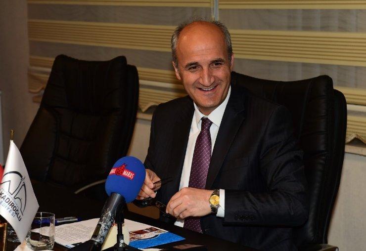 Dulkadiroğlu Belediyesi'ne ödül
