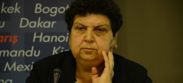 Sarıhan: 'Türkiye'de iktidar savaş ve şiddet dilini kullanıyor'