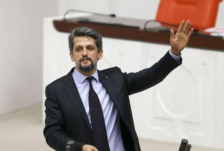 HDP'li Paylan: İstihbarat aldım, Avrupa'daki Alevi ve Ermeniler ile oraya giden muhaliflere suikast yapılacak
