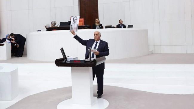 HDP'li Özen'den Maraş milletvekillerine çağrı: Maraş Katliamını hep birlikte lanetleyelim!