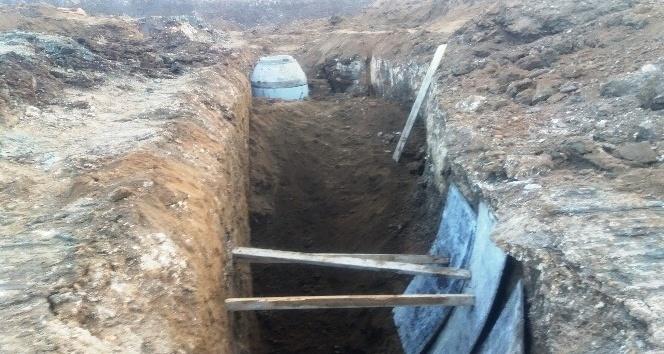 Maraş'ta göçük 1 ölü 1 yaralı