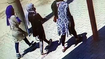 Hırsızlıktan gözaltına alınan kadınlar, suç makinesi çıktı