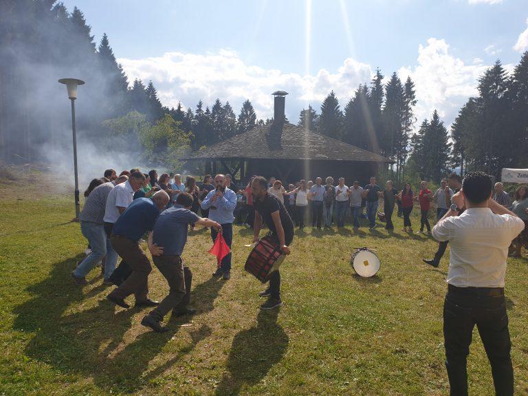 MARAŞ GİRİŞİMİ KAMPTA BULUŞTU!!!
