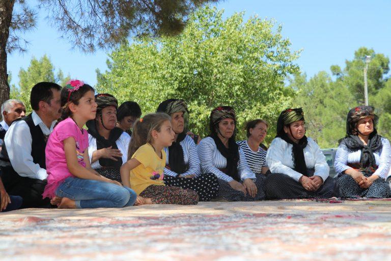 Mahmut Ensari Dergahı'nda muhabbet cemi yapıldı