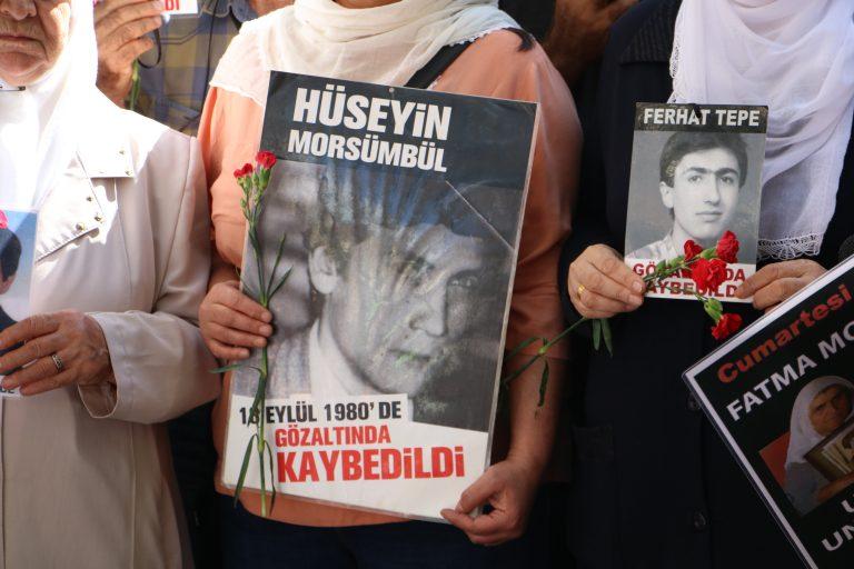 Anne Morsümbül, yıllarca oğlu ile buluşmanın hayaliyle Galatasaray'daydı