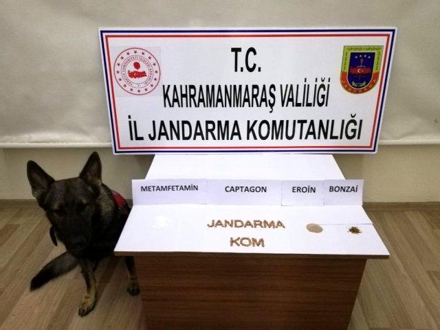 Pazarcık'ta uyuşturucudan 9 kişi yakalandı
