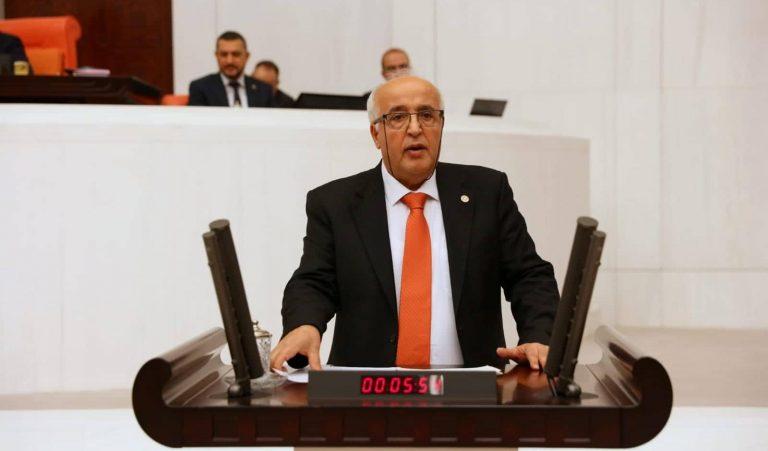 HDP Milletvekili Zeynel Özen, Maraş Havalimanı'nı Ulaştırma Bakanına sordu!