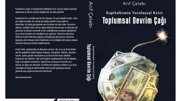 'Toplumsal Devrim Çağı/Kapitalizmin Varoluşsal Krizi' kitabı çıktı