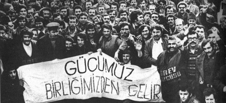 15-16 Haziran büyük İşçi Direnişi'nin 50. Yılı