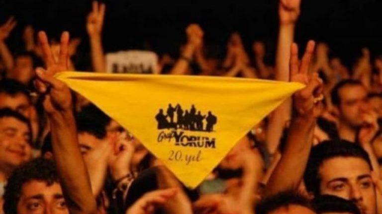 Grup Yorum'dan konser engeline tepki: Bunu da aşacağız!