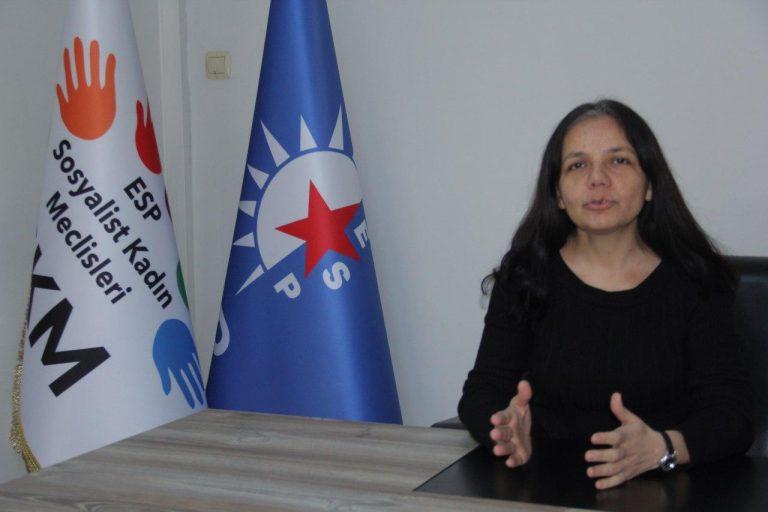 ESP Eş Genel Başkanı ile SKM üyeleri gözaltına alındı