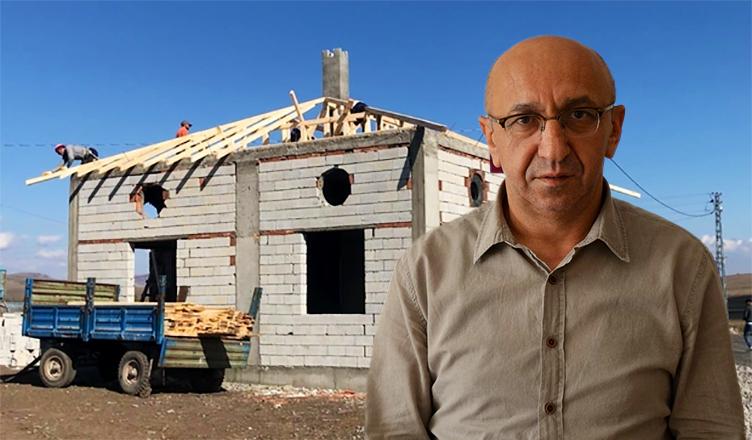 Önlü'den Fuat Oktay'a: Aşağısallıpınar'a tepkilere rağmen cami yapılmasının gerekçesi nedir?