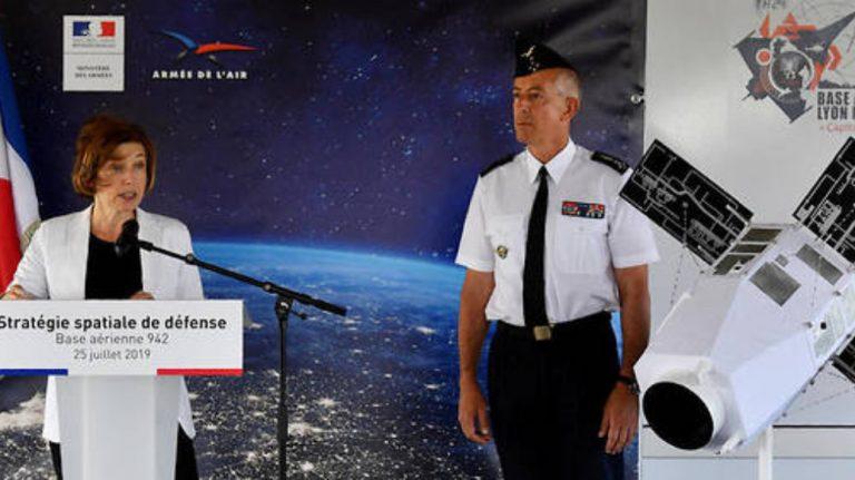 Fransa: Uzay artık ortak mülk olmaktan çıktı
