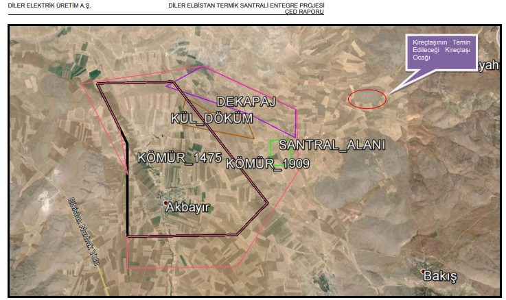 Akbayır'a yapılacak santralin ÇED iptal kararını Danıştay bozdu