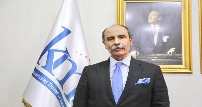 KMTSO Başkanı Balcıoğlu: