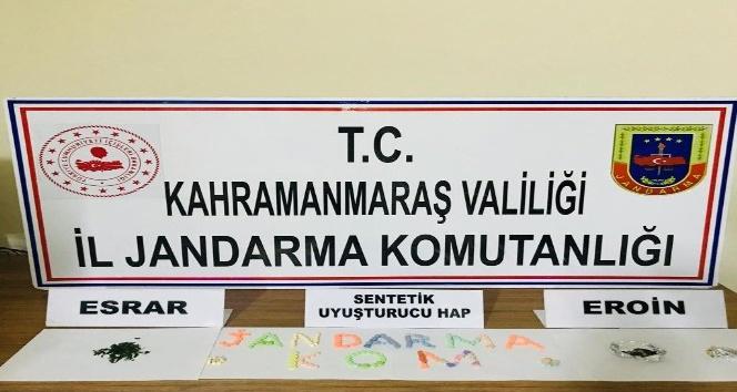 Pazarcık 'da Uyuşturucu operasyonunda 7 gözaltı