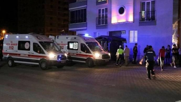 Sivas'ta bir erkek, evlenme teklifini reddeden kadının ailesinden 4 kişiyi katletti