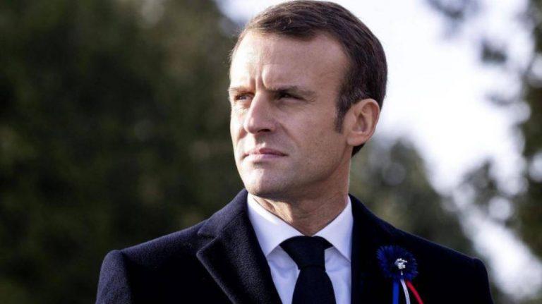 Macron, Bağdat'a gidiyor