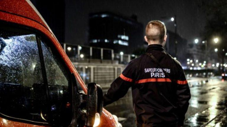 Paris'te mültecilerin kaldığı binada yangın