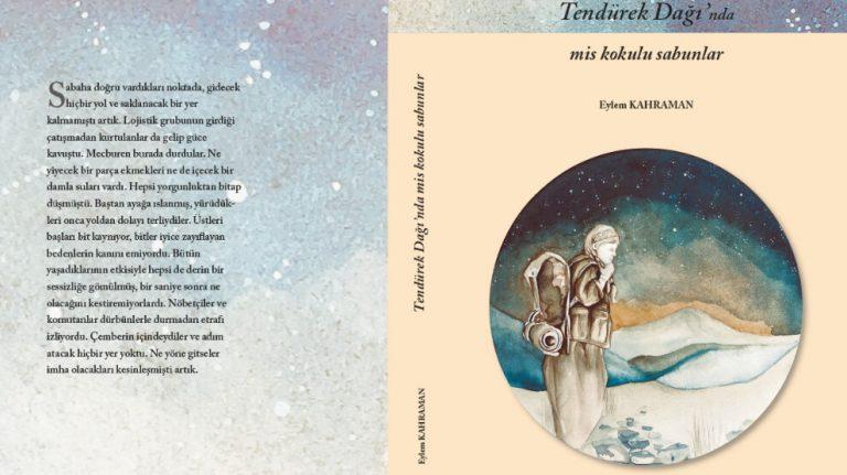 'Tendürek Dağı'nda mis kokulu sabunlar' kitabı çıktı