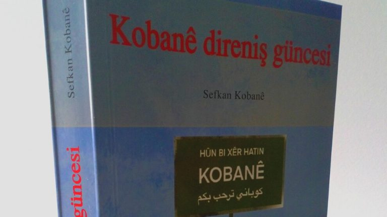 Destansı Kobanê zaferi kitaplaştırıldı