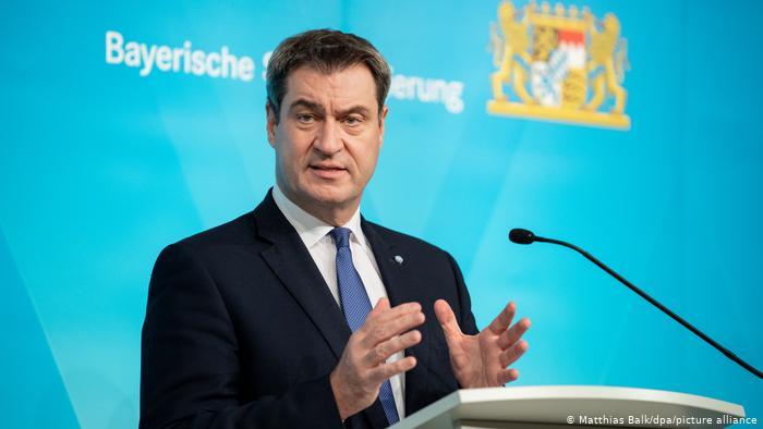Bavyera'da acil durum ilan edildi