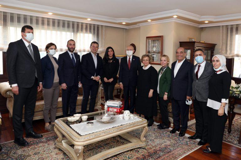 Alevi örgütlerinden CHP'nin Türkeş ziyaretine tepki