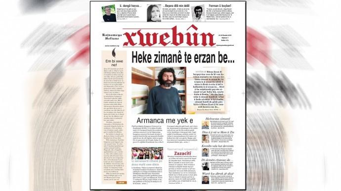 Xwebûn'den dijital abonelik kampanyası