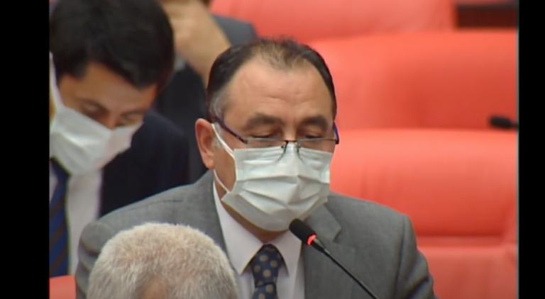 Kenanoğlu, kamuda mimar istihdamı için Meclis'i göreve çağırdı