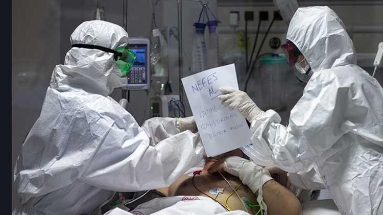 SES: 200 bin sağlık emekçisi enfekte