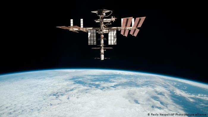 ISS'teki deliğin yeri bulunamıyor