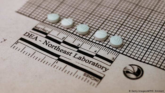 ABD'de aşırı doz uyuşturucu kaynaklı ölümlerde artış