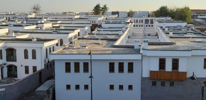 Sur'da 'lüks cezaevleri'