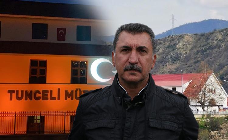 Tunç'tan Tunceli müzesi tepkisi: Dersim'in değil, soykırımcı zihniyetin temsilidir
