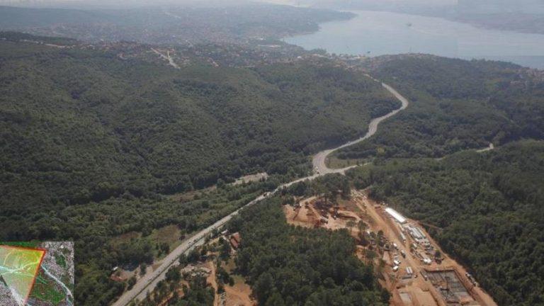 Beykoz'da 111 bin metrekarelik tarım alanı imara açıldı