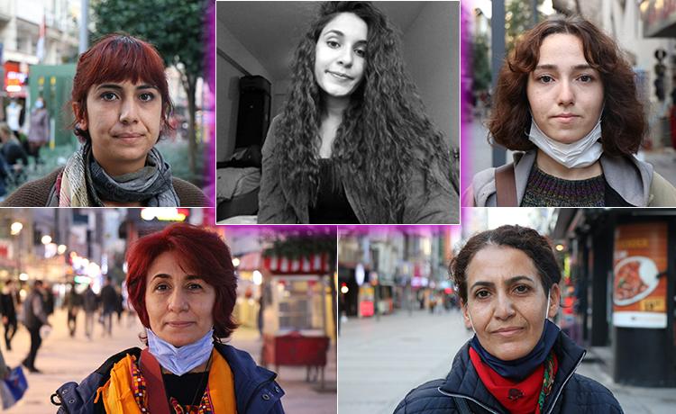 'Katiller sokakta, Gülistan'ı soran kadınlar ise gözaltına alınıyor!'