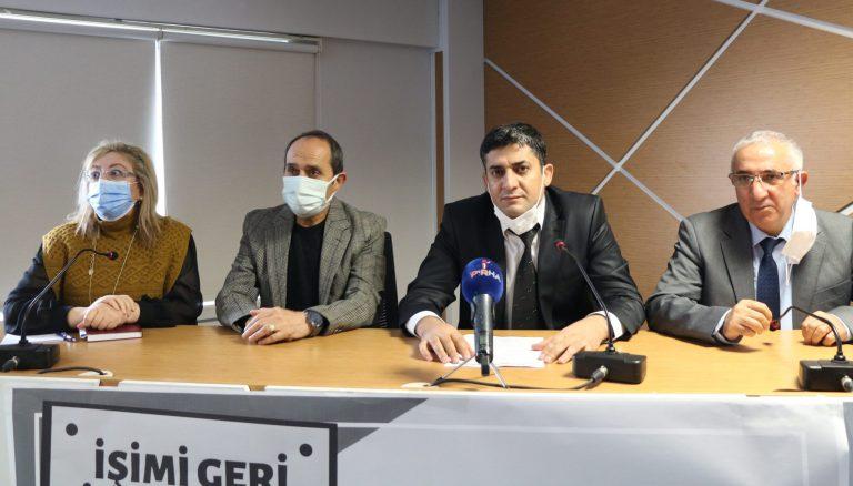 'Görevden alınıp sürgün edilmesi gerekenler PTT'de yolsuzluk yapanlardır'
