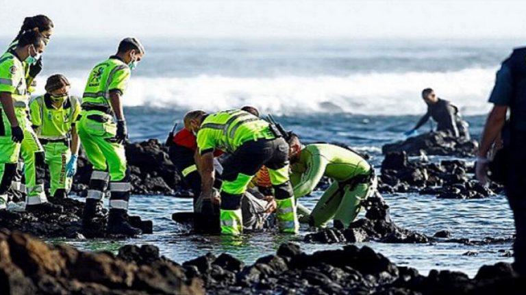 İspanya'ya göçler: Kanarya açıklarında ölümler 2,5 kat arttı