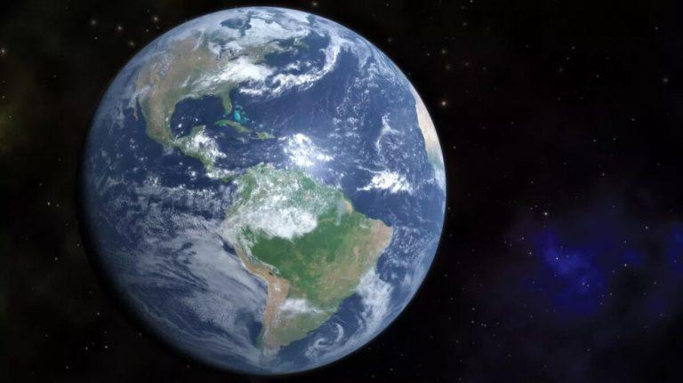 Mavi gezegen de 2021'e girmek için acele etti