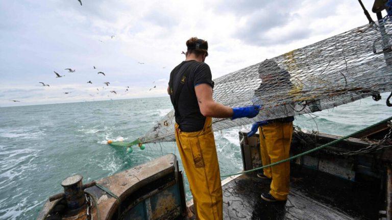 İngiliz balıkçılar AB anlaşmasına isyan ediyor