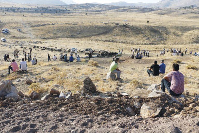 Nurhak'ta yapılmak istenen maden ocağı ruhsatı iptal edildi
