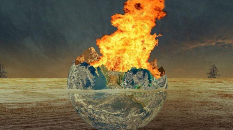 2020'de küresel ısınmada rekor kırıldı
