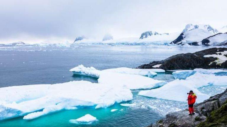 Antarktika'da 900 metre derinde hayat izi