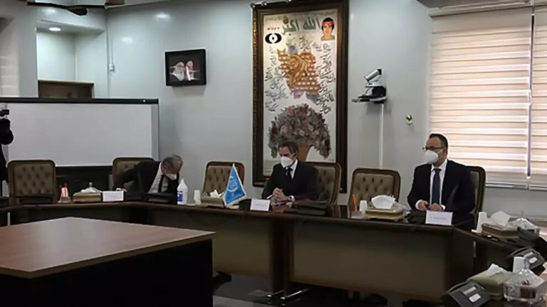 İran ve UAEK arasında geçici anlaşma