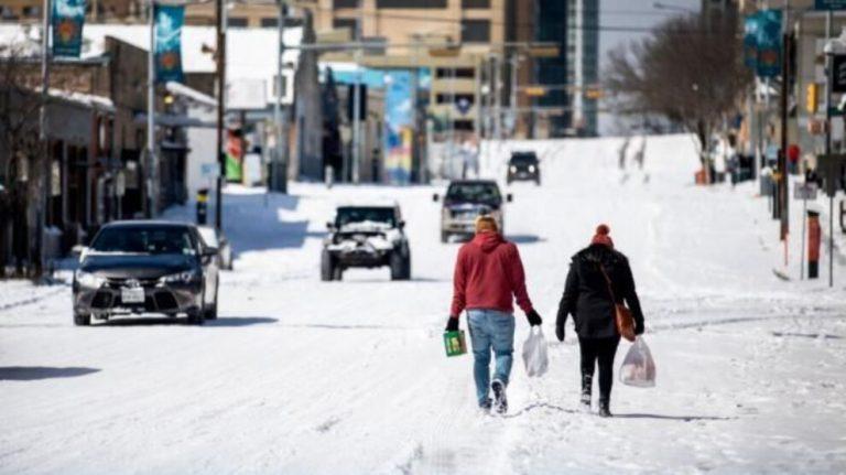ABD'de aşırı soğuklar hayatı felç ediyor