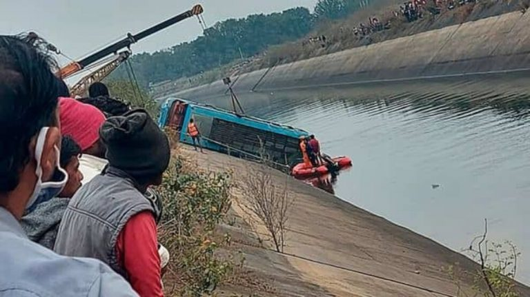 Hindistan'da katliam gibi kaza: En az 37 ölü