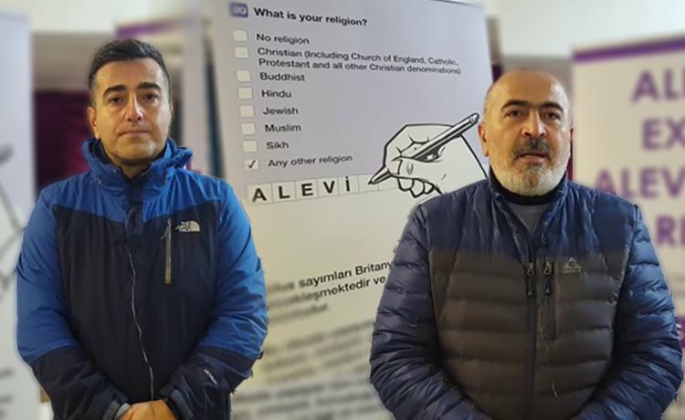 Britanya genelinde 21 Mart'ta yapılacak nüfus sayımı için Alevilere çağrı-VİDEO